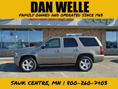 Pre-Owned 2007 Chevrolet Tahoe LTZ 4WD SUV