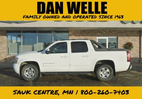 Pre-Owned 2007 Chevrolet Avalanche 1500 LT 4WD Truck