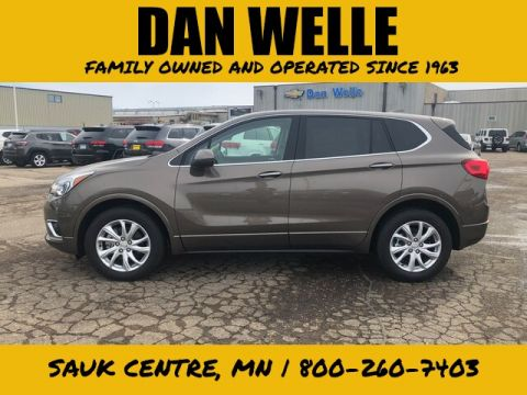 2019 Buick Envision AWD Preferred